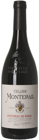 Cellier de Monterail 2013 Costiere de Nimes Rouge 750ml
