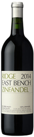 Ridge 2014 East Bench Zinfandel 750ml