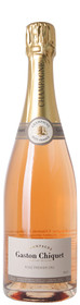 Champagne Gaston Chiquet Rose Premier Cru 750ml