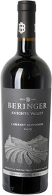 Beringer 2017 Knights Valley Cabernet Sauvignon 750ml