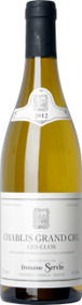 "Domaine Servin 2015 Chablis ""Les Clos"" Grand Cru 750ml"