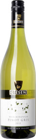 Giesen Estate 2016 Pinot Gris 750ml