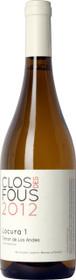 Clos des Fous 2014 Chardonnay Locura 1 750ml