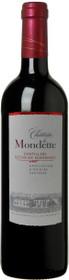 Chateau la Mondette 2014 Castillon Cotes de Bordeaux 750ml