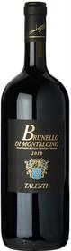 Talenti 2012 Brunello di Montalcino DOCG 1.5L