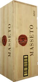 Masseto 2017 Tenuta Dell' Ornellaia  Red 3.0L