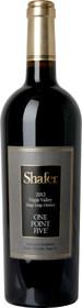 """Shafer 2014 """"Relentless"""" Syrah 750ml"""