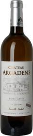 Chateau Argadens 2014 Bordeaux Blanc 750ml
