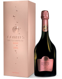 Taittinger 2006 Comtes de Champagne Rose 750ml