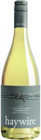 Haywire 2016 Chardonnay Secrest Mountain 750ml