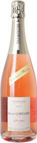 Champagne Bruno Gobillard Rose Mlle Sophie Brut 750ml