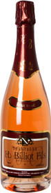 Champagne Henri Billiot Brut Rosé 750ml