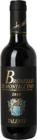 Talenti 2013 Brunello di Montalcino DOCG 375ml