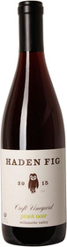 Haden Fig 2015 Pinot Noir Croft Vineyard 750ml
