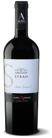 Alpha Estate 2016 Syrah Florina Turtles Vineyard 750ml