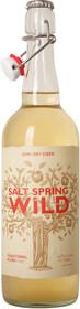 Salt Spring Wild Cider Semi-Dry 750ml