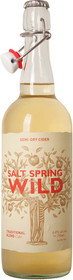 Salt Spring Wild Cider Semi-Dry 750ml