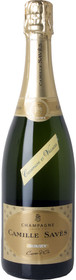 Champagne Camille Saves Carte d'Or Brut 750ml