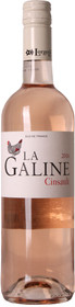 Lorgeril 2016 La Galine Rose 750ml