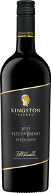 Kingston Estate 2014 Petit Verdot 750ml