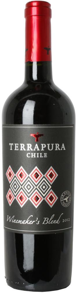 Terrapura 2012 Winemakers Red Blend 750ml