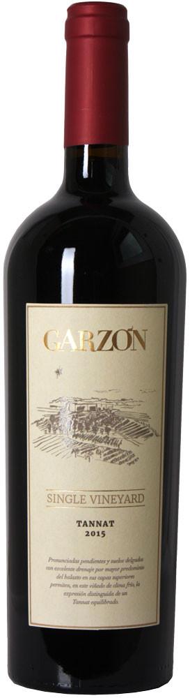 Bodega garzón single vineyard tannat 2020