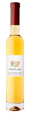 Sperling 2015 Vidal Icewine 375ml