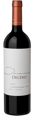 Decero 2015 Syrah Remolinos Vineyard 750ml