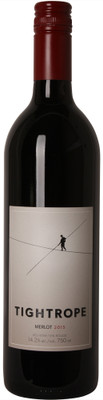 Tightrope Winery 2015 Merlot 750ml