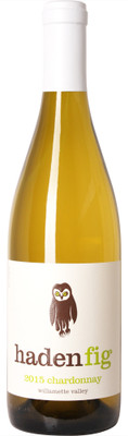Haden Fig 2015 Chardonnay Willamette Valley 750ml
