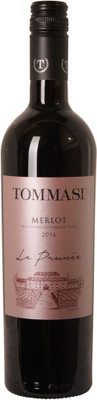 Tommasi 2017 Le Prunee Merlot 750ml