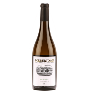 Bordertown Chardonnay 2014 750ml