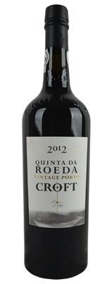 Croft 2012 Quinta da Roeda Port 750ml