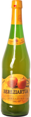 Bereziartua Natural Basque Cider 750ml