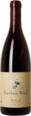 "Evesham Wood 2017 Pinot Noir Cuvee ""J"" 750ml"