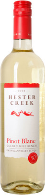 Hester Creek 2018 Pinot Blanc 750ml
