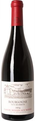 """Clos du Moulin aux Moines 2014 Bourgogne Rouge """"Aux Seurrets"""" 750ml"""