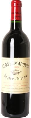 Clos du Marquis 1995 Saint-Julien 750ml