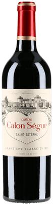 Château Calon Segur 2003 St, Estephe 1.5L