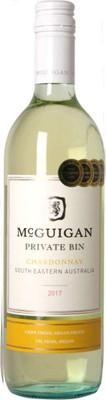 McGuigan 2017 Private Bin Chardonnay 750ml