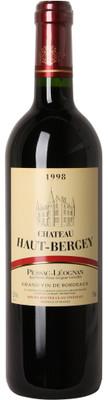 Chateau Haut Bergey 1998 Pessac Leognan 750ml