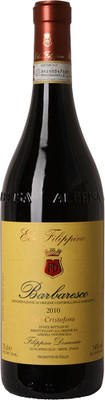 "Elio Filippino 2010 Barbaresco ""San Cristofo"" 750ml"