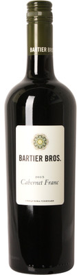 Bartier Brothers 2015 Cabernet Franc 750ml