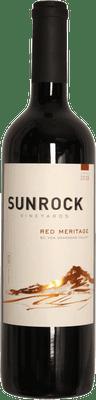 Sunrock 2016 Red Meritage 750ml