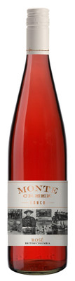 Monte Creek Ranch Winery 2017 Rose 750ml
