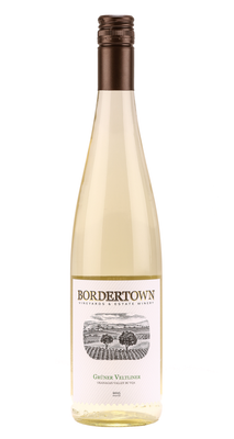 Bordertown Gruner Veltner 750ml