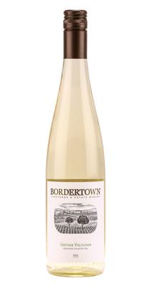 Bordertown Gruner Veltner 750ml