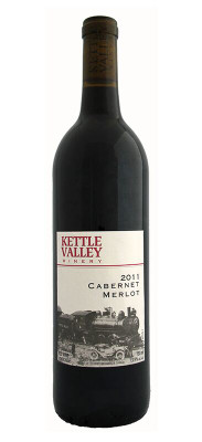 Kettle Valley 2014 Cabernet Merlot 750ml