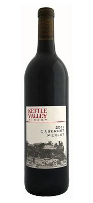 Kettle Valley 2014 Cabernet Merlot 750ml
