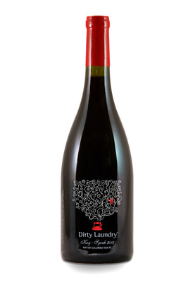 Dirty Laundry 2015 Kay Syrah 750ml